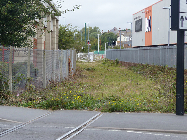 Weymouth Quay Branch (5) - 1 September 2014