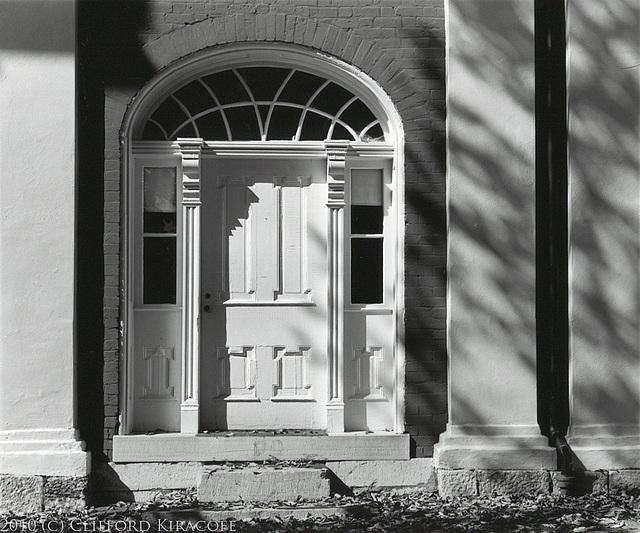 Door Lexington, Virginia