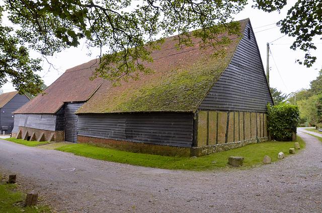The Great Barn, Wanborough, Surrey