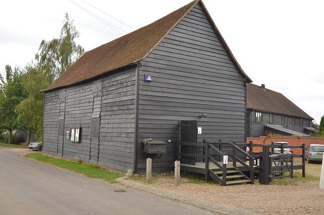 DSC 2312 The granary Wanborough