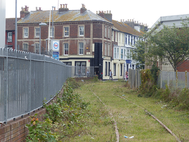 Weymouth Quay Branch (9) - 1 September 2014