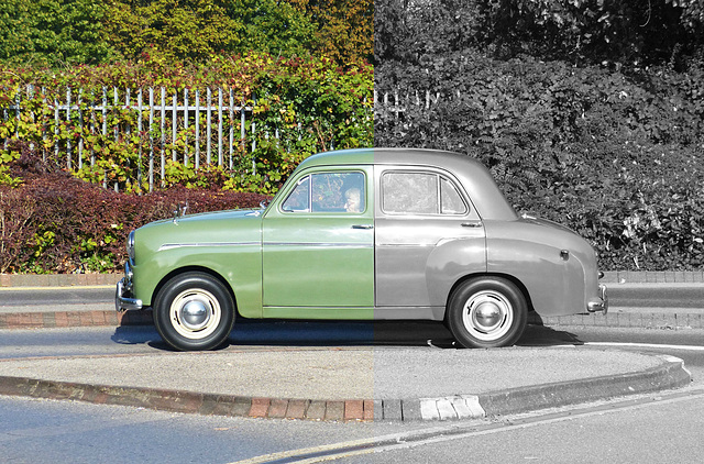 Arriving Now From the 1950s - 12 September 2014