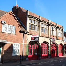 Former Fire Station of 1903, Market Harborough