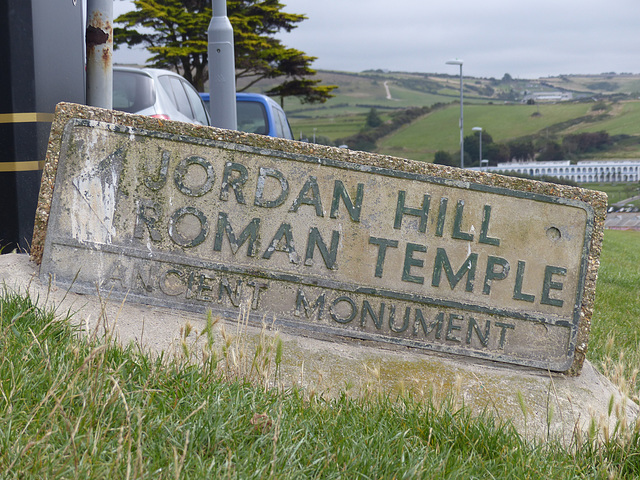 Jordan Hill Roman Temple (1) - 1 September 2014