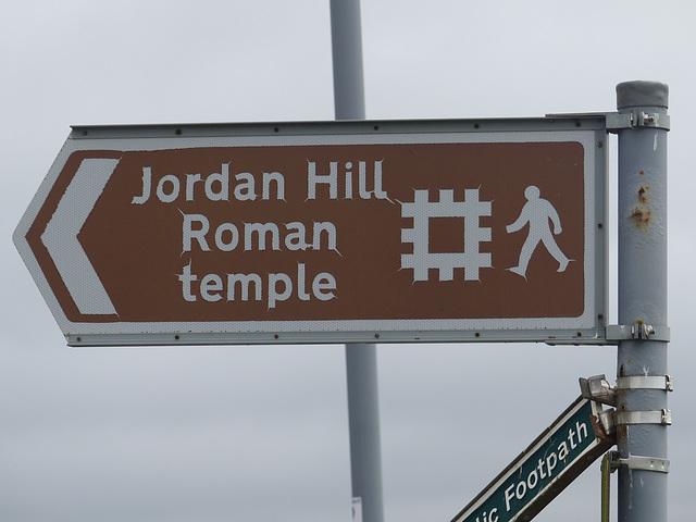 Jordan Hill Roman Temple (2) - 1 September 2014