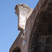 Detail of the Basilica of Constantine in the Forum Romanum, July 2012