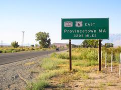 Provincetown 3,205 Miles (2449)
