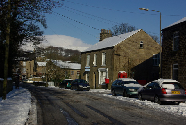 Manor Park Road, Old Glossop
