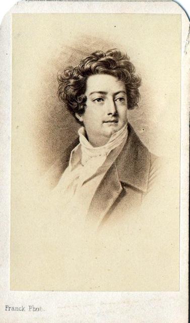 Adolphe Nourrit by Franck