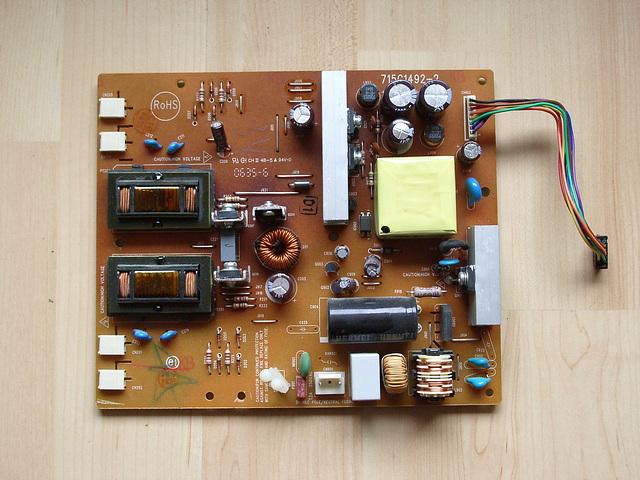 Ill power supply