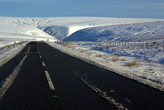 Snake Pass open again!