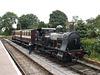 KHT - Train in siding