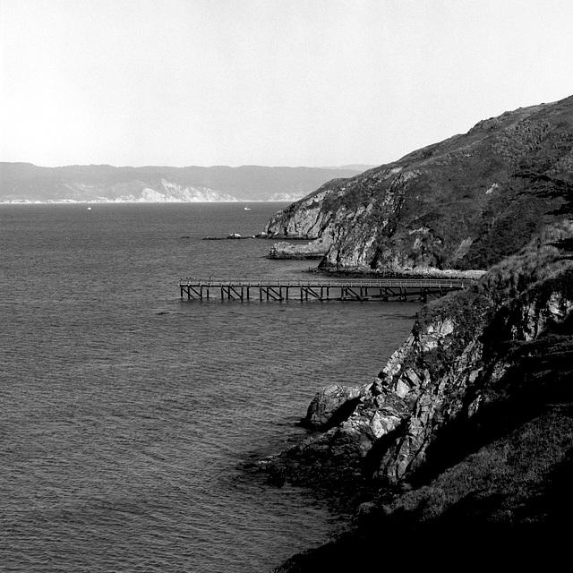 Chimney Rock Pier