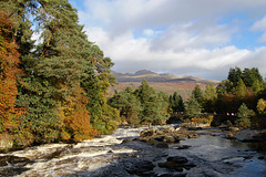 Killin, Stirlingshire, Scotland