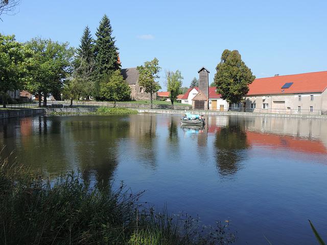 Dorfteich Merzdorf