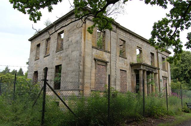 Plean House, Stirlingshire (abandoned c1970)