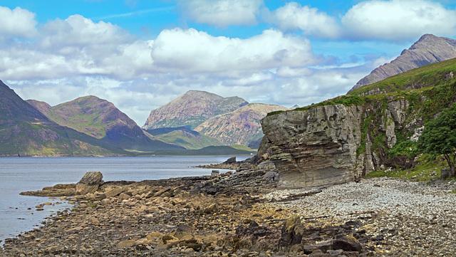 Loch Scavaig