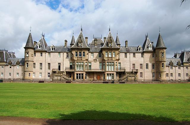 Callendar House, Falkirk, Stirlingshire