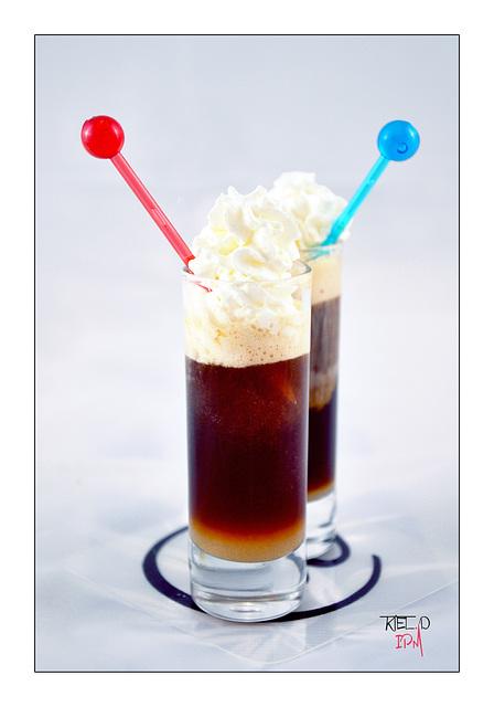 cocktail : irish coffee