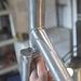 #721891 Lower head lug stripped in Bill Stevenson's shop (2012)