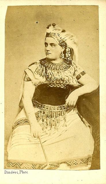 Marie Sasse by Disderi (4)