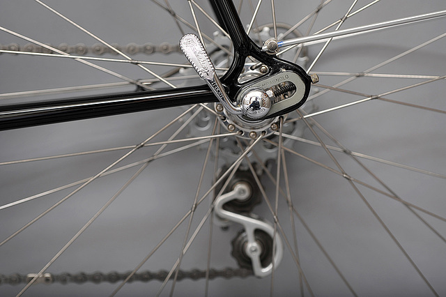#721891 Ball end stays. Campagnolo 1010 long horizontal dropouts (2014)