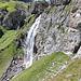 Wasserfall unterhalb der Sesvennahütte