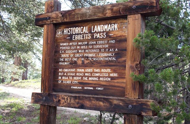 Sierras Ebbett's Pass (0322)