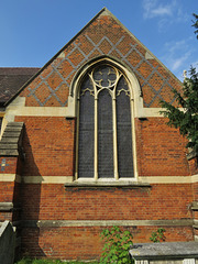 all hallows church, tottenham, london