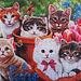"""""""Garden Kittens"""""""