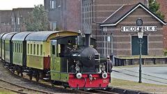Medemblik - Per Bahn nach Horn... (dank Roeli : ...nach Hoorn!)