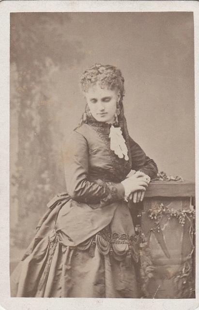 Christine Nilsson by Le Jeune