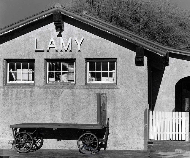 Lamy, New Mexico