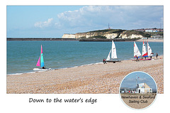 Down to the water's edge - NSSC - 16.8.2014