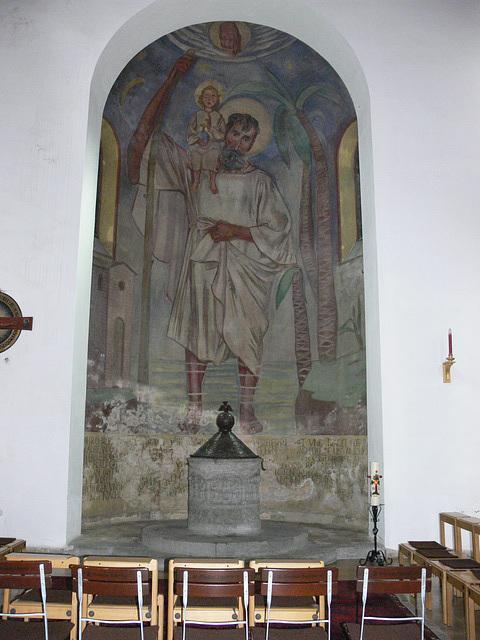 St. Maximilian - Taufkapelle