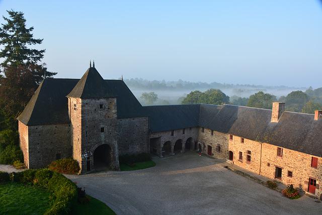 Château de Cerisy, 2