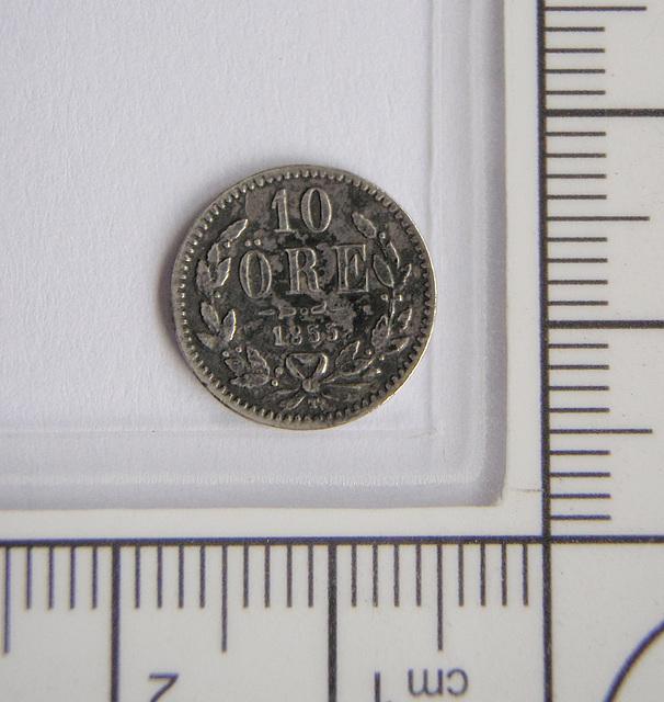 10 Ore coin.