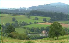 Balade dans ma campagne: l'étang de Vigousset