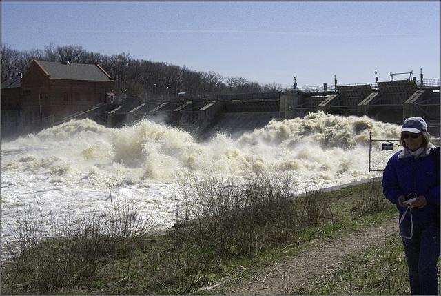 Webber Dam