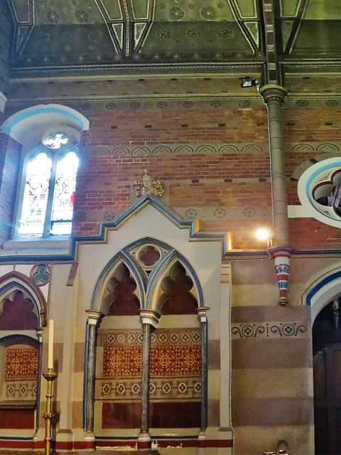 all hallows church, tottenham, london