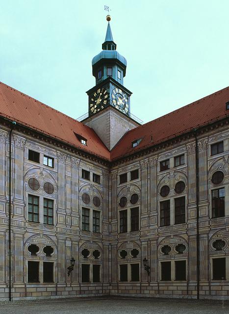 Residenz, Munich