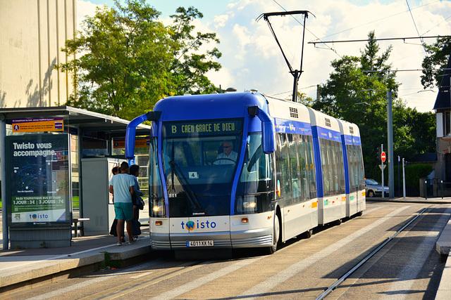 Caen 2014 – Bustram