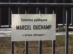 Rouen - Marcel Duchamp