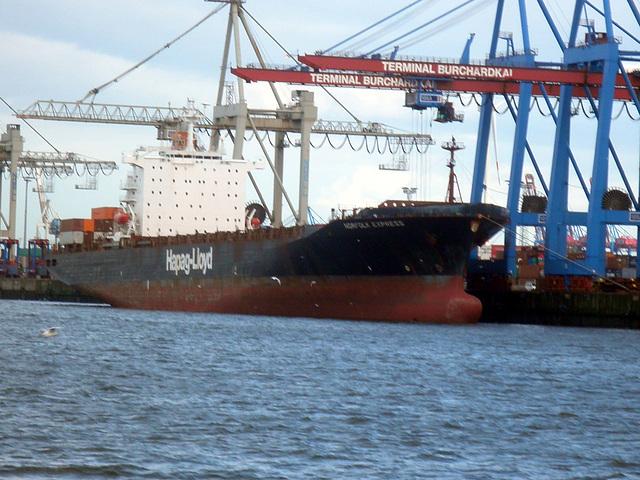 Containerschiff  Norfolk Express