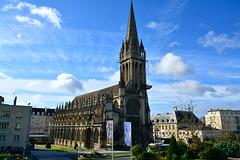 Caen 2014 – Église Saint-Pierre