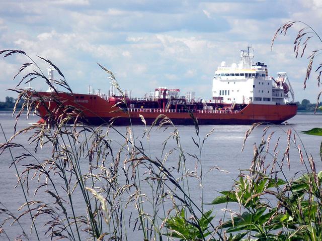 Öl u. Chemiekalientankschiff  Granato