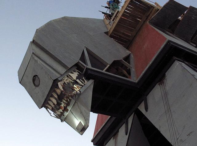 Alien Siege Machine (0529)