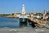 HMS DUNCAN in Devonport dockyard