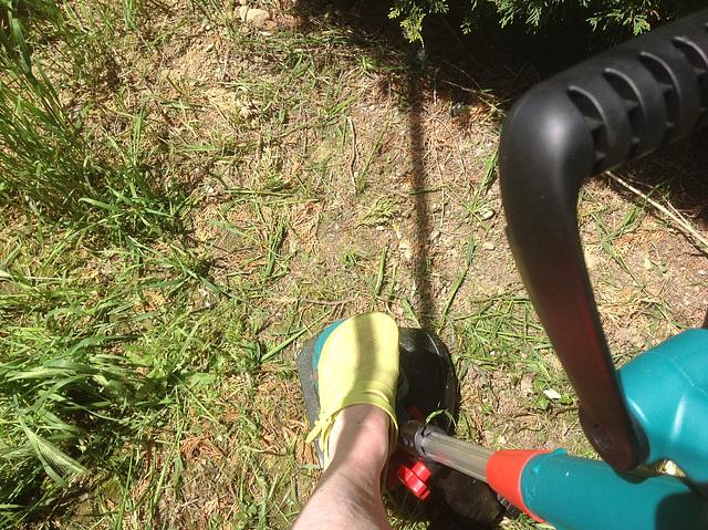 Christiane /Sabot jaune de jardin / Garden yellow clogs