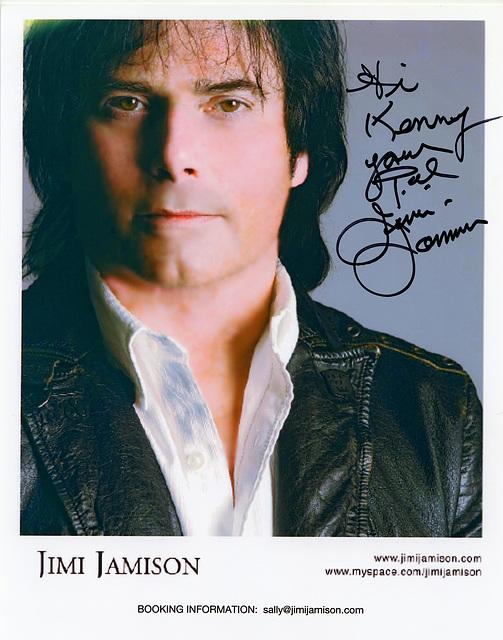 Jami Jamison R.I.P.